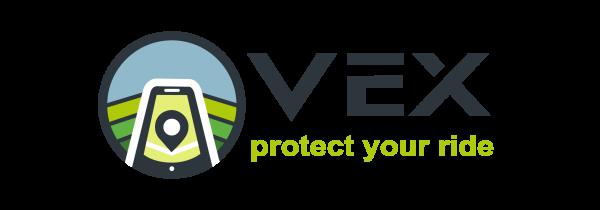 VEX logo fietsbeveiliging