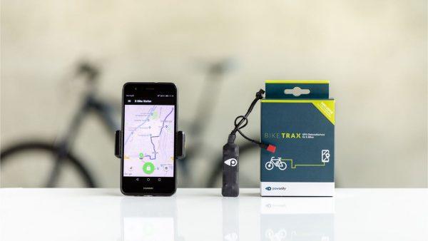 gps tracker and app